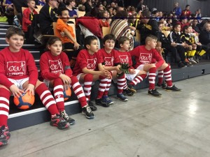 Futsal challence cabieces ELA - Apprentis d'Auteuil