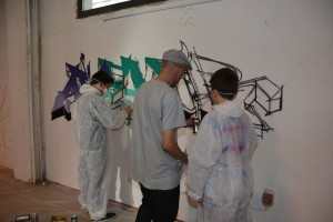 atelier graff - #DecouvreNosTalents
