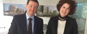 Le Groupe GA renouvelle son partenariat avec Apprentis d'Auteuil Sud-Ouest