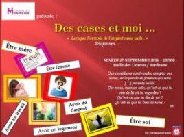 spectacle maison des familles Bordeaux