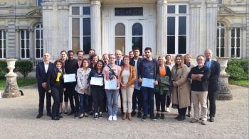 remise des diplomes skola aéro Apprentis d'Auteuil Sud-Ouest